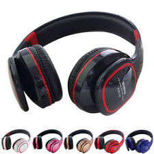 Wireless Bluetooth 4.2 Headset Over-Ear Stereo Noise Cancelling Headphones New