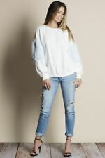 Tone It Down Fur Accent Sweater (more colors)