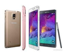 """5.7"""" Samsung Galaxy Note 4 SM-N910F 32G 4G LTE GSM Unlocked Android Smartphone"""