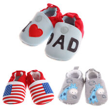 Soft Sole Walking Shoes Baby Toddler Infant Boys Girls Trainers Crib Prewalk