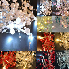 10LEDs LED Fairy String Lights Lamps Christmas Wedding Home Outdoor Garden Party