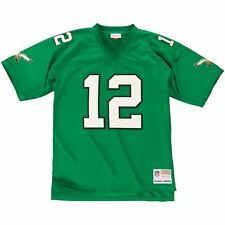 Randall Cunningham #12 Philadelphia Eagles Vintage Throwback Kelly Green Jersey