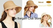 August Hats Classical Toyo Kettle Women's Hat One Size