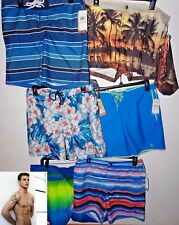 NEW Original Penguin by Munsingwear Mens Board Shorts Swim Suit