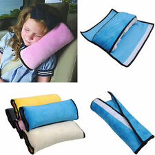 Baby Safe Car Seat Belt Children Shoulder Harness Cushion Sleeping Pad Pillow
