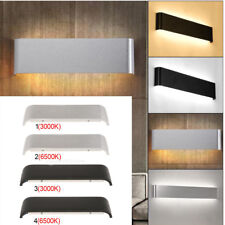 Modern 12W LED Wall Lamp Hall Porch Walkway Living Room Bedroom Lighting Fixture