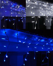 200 LED Indoor Outdoor Icicle lights Snowing Christmas Wedding Garden Party