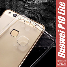 Huawei P10 Lite Cover Case Tpu Ultra Thin Silicone Soft Transparent Noziroh