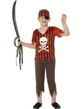 Boy's Jolly Rodger Pirate Costume
