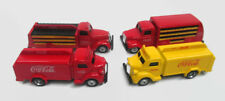 Coca-Cola Choice of Bottle Truck 1:87 Scale 1937, 1938, 1947 Red, or 1947 Yellow