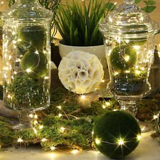 Waterproof 20/30/40/50/100 LED String Lights Decor Fairy Lights Battery Operated