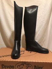 Devon Aire women's equestrian Tall Riding BOOTS DRESS dressage LEATHER NEW 965