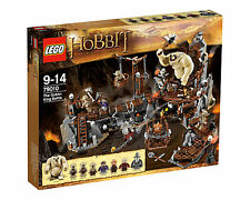 New Lego The Hobbit The Goblin King Battle (79010) MISB SEALED FREE SHIPPING!
