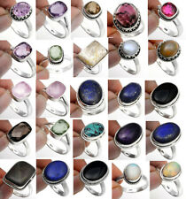 Free Shipping !! Wholesale Lot 300 GRAMS SOLID 925 STERLING SILVER VINTAGE RINGS