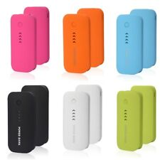 Portable 5600mAh Power Bank External 1 USB Port Battery Charger For Cell Phone