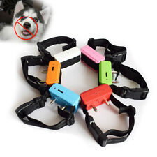 Automatic Pet Dog Bark Collar Electric Shock Training  Control No Barking Gift