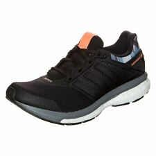 adidas Supernova Glide 8 GFX Boost Running Shoes Womens Black Trainers Sneakers