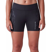 SECOND SKIN Women's QUATROFLX 5'' Compression Shorts