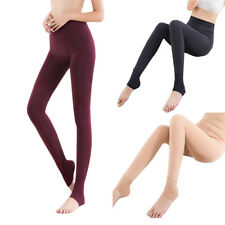 Womens Skinny Slim Stretch Tights Thicker Winter Warm Pants Jeggings Hot Sale