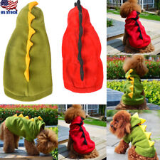 Winter Pet Dog Puppy Warm Clothes Hoodies Fleece Jacket Coat Sweater Apparel USA