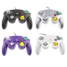 NEW Shock Game Controller Pad for Nintendo Gamecube NGC Wii Multiple Colors US