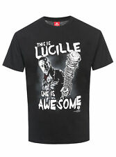 The Walking Dead This Is Lucille Men's T-Shirt Black