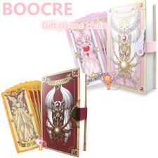 Anime 53 Piece Card Captor Sakura KINOMOTO Tarot Clow Cards Magic Book Prop