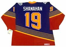 BRENDAN SHANAHAN St. Louis Blues 1994 CCM Vintage Away NHL Hockey Jersey