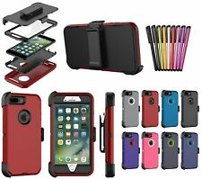 Hybrid Shockproof Rugged Hard Protective Case Cover Skin For Apple iPhone 6/6S