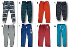 NWT Hollister - Abercrombie&Fitch Men's Sweatpants Classic/Joggers Blue Grey Red