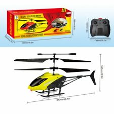 2CH Mini RC Helicopter Toys Remote Control Drone Radio Gyro Kids Toys XY802 ULHP