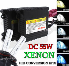 9145 HID Xenon Headlight 9005 HB3 H10 Conversion Low Beam Kit 6K 8K For Ford W1