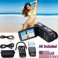 24MP 3.0'' 16X 1080P TFT LCD USB HDMI Digital Video Camera Camcorder DV Zoom BET