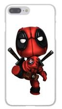 Deadpool 1 2 Marvel Movie Cartoon Hard Cover Case For iPhone Huawei Galaxy New