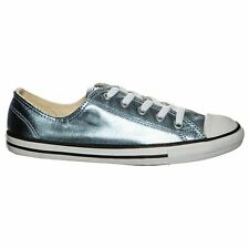 Converse Chuck Taylor All Star Dainty Ox Blue Coast Womens Trainers