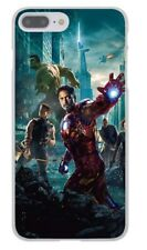 Marvel The Avengers Iron man Hulk Hard Cover Case For iPhone Huawei Galaxy New