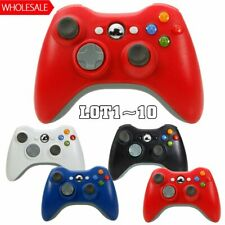 Wholesale OEM Official Genuine Microsoft xbox 360 Wireless Controller, 4 Colors