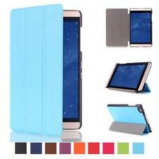 "Tri-Fold PU Leather Case Cover Stand +OTG +Touch Pen for 8"" Huawei MediaPad M2"