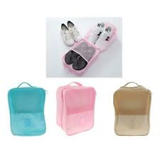 Portable Travel Shoes Bag Clothes Towel Cosmetic Bag Storage Pouch Space Saver