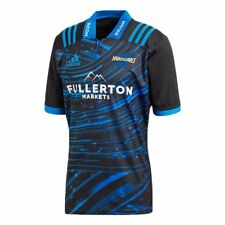 adidas Hurricanes Super Rugby Training Jersey 17/18