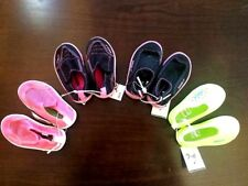 Speedo Kids Water Swim Shoes Sizes S 5-6, L 9-10, XL 11/12 NWT