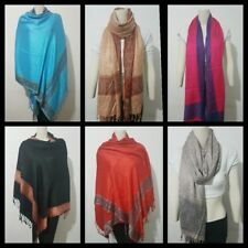 NEW LADIES PLAIN OVERSIZED scarf,soft light silky COMFORTABLE SCARF SHAWL WRAP