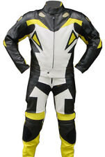 NEW STYLO MOTORCYCLE LEATHER SUIT MOTORBIKE RACING MEN BIKER SUIT JACKET TROUSER