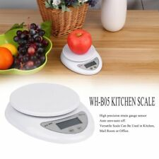 5kg/1g 40kg/10g Digital Electronic Kitchen Food Postal Scale Weight Balance USAA