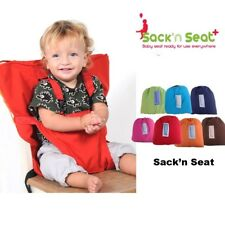Baby Sack Seat Infant Chair Safety Belt Folding Harness High Chair Seat Belt