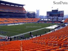 (2) Steelers vs Bengals Tickets Lower Level Section 128!!