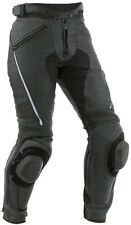 MEN'S LEATHER TROUSER MOTORBIKE RACING PANT MOTORCYCLE LEATHER TROUSER CE ARMOUR