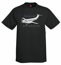 Beechcraft Super King Air 350 Airplane T-Shirt - Personalized with Your N#