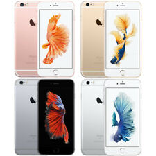 Apple Iphone 6S 16GB~64GB~128GB GSM Factory Unlocked Space Gray Rose Gold Silver