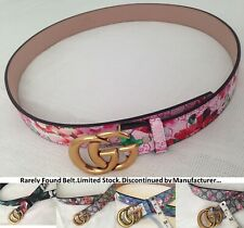 Leather Thin Belts Fashion Womens Floral Pattern For Jeans 0 9 Free Shipping